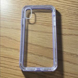 iPhone XS Max phone case (LifeProof)